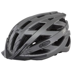 UVEX City I-VO Helmet dark silver mat